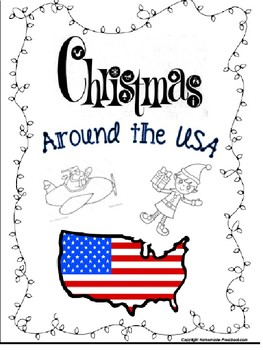 Christmas Around the Regions of the USA