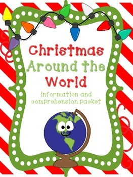 Christmas Around the World - 10 countries