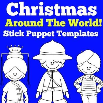 Christmas Around the World Craft