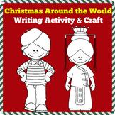 Christmas Around the World Writing | 1st 2nd 3rd Grade | C
