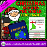 Christmas Around the World Research Project (Christmas in England Flipbook)