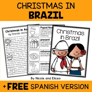 Christmas Around the World in Brazil