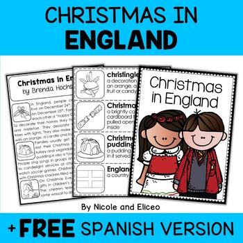 Holidays Around the World - Christmas in England
