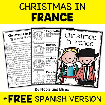 Holidays Around the World - Christmas in France