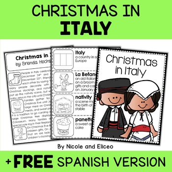 Christmas Around the World in Italy
