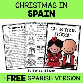 Christmas Around the World in Spain