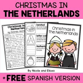 Christmas Around the World Netherlands