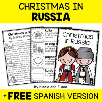 Christmas Around the World in Russia