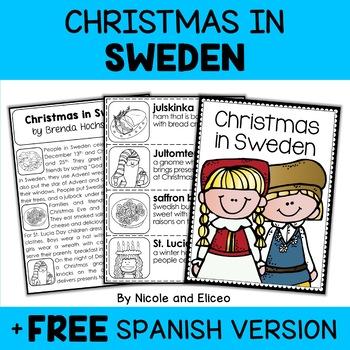 Christmas Around the World Sweden
