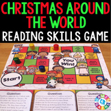 Christmas Around the World Activities: A Christmas Reading Game