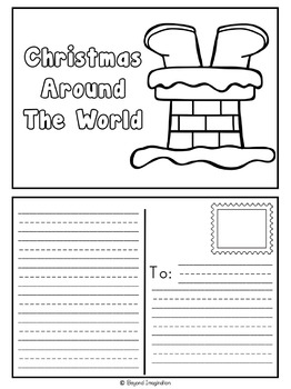 Christmas Around the World Booklet   172 Pages for Differentiated Learning