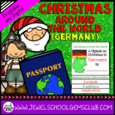Christmas Around the World Research Project (Christmas in Germany Flipbook)