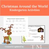 Christmas Around the World Activities- Kindergarten