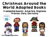 Christmas Around the World Adapted Books