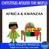 Christmas Around the World: Africa/Kwanzaa