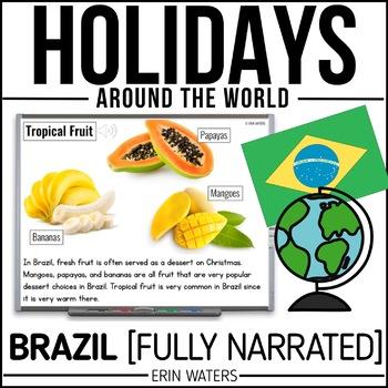 Christmas Around the World: BRAZIL {Powerpoint Presentation}