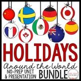 Holidays Around the World / Christmas Around the World BUNDLE