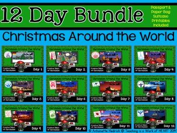 Christmas Around the World BUNDLE