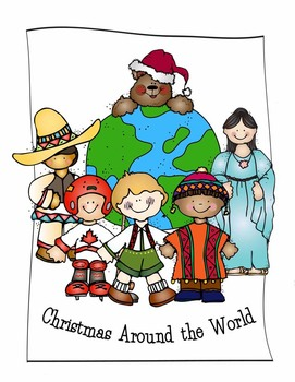 christmas around the world for preschoolers around the world book by teachers 627