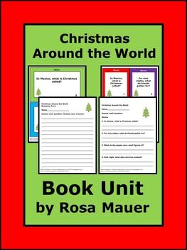 Christmas Around the World Book Unit