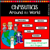Holidays Around the World Christmas Booklet and Worksheets