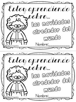 *Christmas Around the World Booklet | Spanish Version