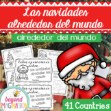 Christmas Around the World Booklet | Spanish Version