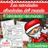Christmas Around the World Booklet | Spanish Version