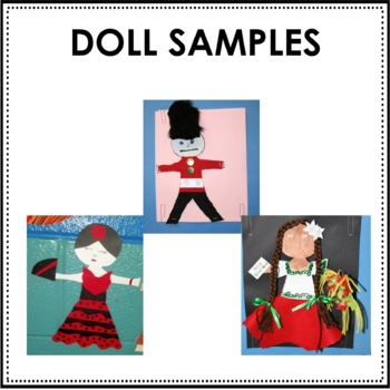 Christmas Around the World Web Quest and Doll Craft by Rockin ...