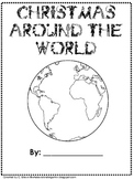 Christmas Around the World Booklet and Writing