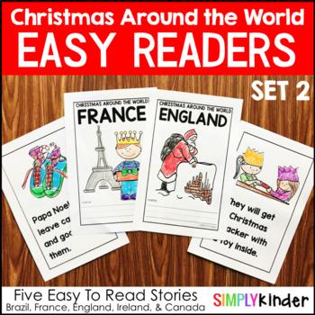 Christmas Around the World Books - Set 2