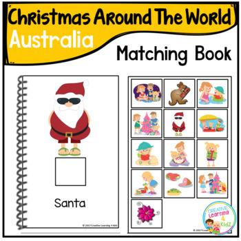 Christmas Around the World Books Set #2: Australia