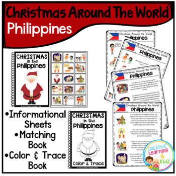 Christmas Around the World Books Set #2: Bundle