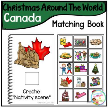 Christmas Around the World Books Set #2: Canada