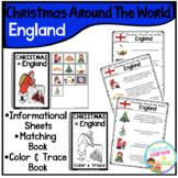 Christmas Around the World Books Set #2: England