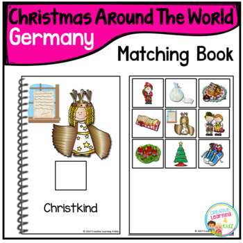 Christmas Around the World Books Set #2: Germany