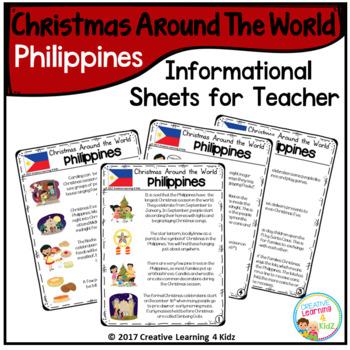 Christmas Around the World Books Set #2: Philippines