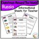 Christmas Around the World Books Set #2: Russia