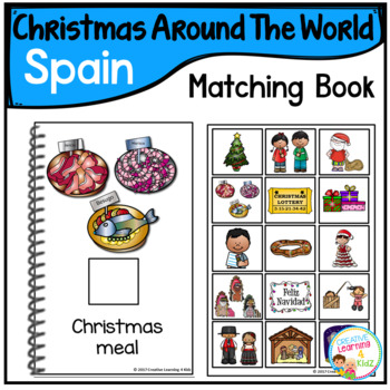Christmas Around the World Books Set #2: Spain
