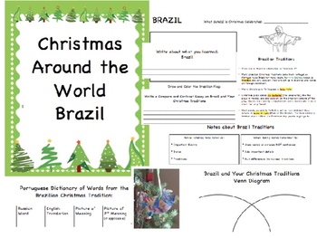 Christmas Around the World - Brazil