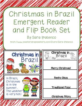 Christmas Around the World: Brazil Emergent Easy Reader an