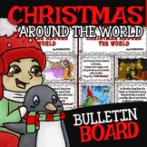 Christmas Around the World Bulletin Board ☆ Christmas Bulletin Board Idea & More