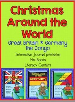 Christmas Around the World Great Britain, Germany, Congo
