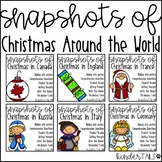 Christmas Around the World Bundle {Holidays Around the World}