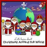 Christmas Around the World Bundle: Six Countries and Their