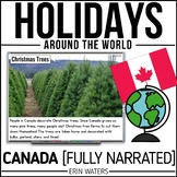 Christmas Around the World: CANADA {Powerpoint Presentation}