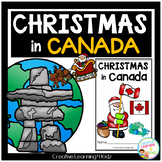 Christmas Around the World: Canada Book