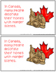 Christmas Around the World: Canada Emergent Easy Reader an