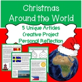 Christmas Around the World | Christmas Activities | Holiday Project