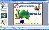Christmas Around the World - Christmas in Australia - PowerPoint